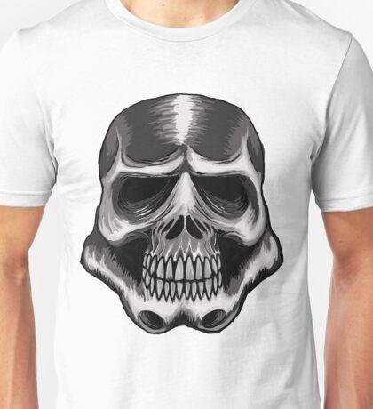 Trooper Skull Unisex T-Shirt