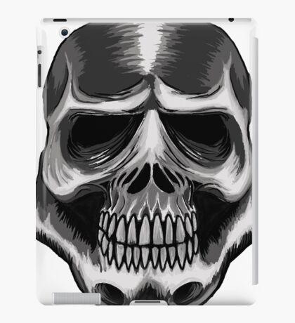 Trooper Skull iPad Case/Skin
