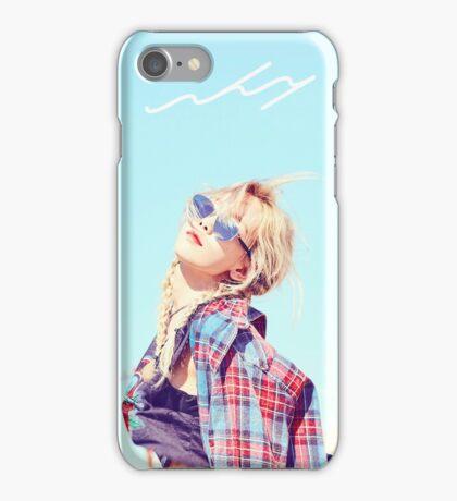 WHY kim taeyeon iPhone Case/Skin