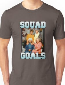 Golden Girls Squad Goals Unisex T-Shirt