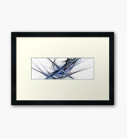 Apophysia #1 Framed Print
