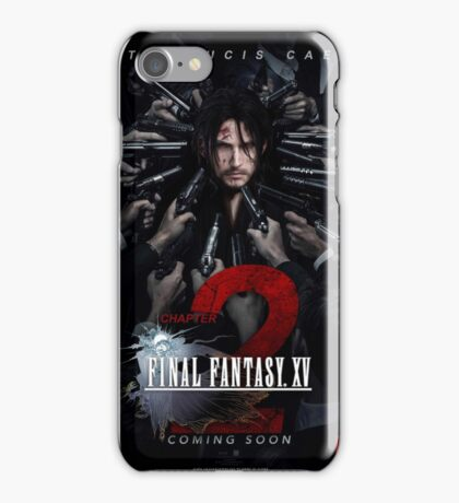 Final Fantasy XV Chapter 2 iPhone Case/Skin