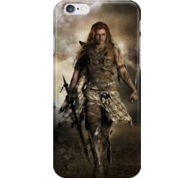 The Highlander iPhone Case/Skin