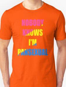 Pansexual Unisex T-Shirt
