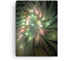 Silky touch Canvas Print