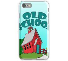 Old School iPhone Case/Skin