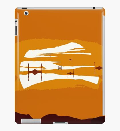 War is coming. iPad Case/Skin