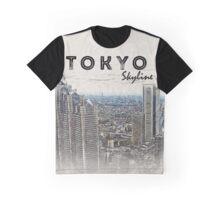 Tokyo Skyline Graphic T-Shirt