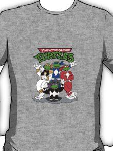 Mighty Morphin Turtles  T-Shirt