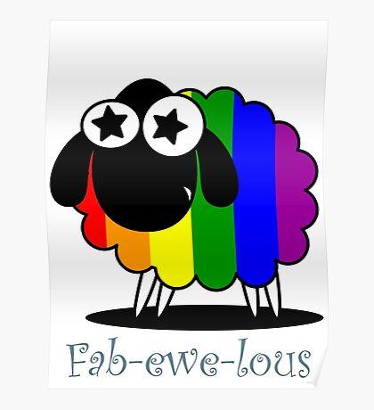 Fabulous: Fab-ewe-lous Poster