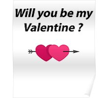 Will You Be My Valentine? Poster