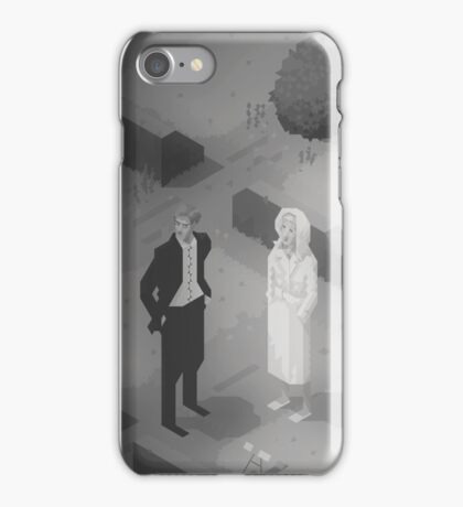 They're coming to get you iPhone Case/Skin