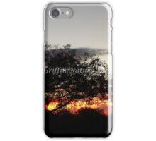 Rustic Desert Sunset iPhone Case/Skin