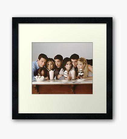 FRIENDS (TV SHOW)  Framed Print