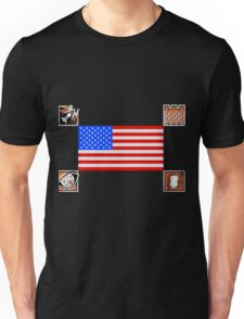 Rainbow 6: FBI SWAT Unisex T-Shirt