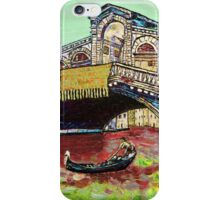 Across the Grand Canal, Venice.  iPhone Case/Skin