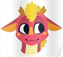Team Eastern Dragon! Poster