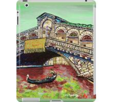 Across the Grand Canal, Venice.  iPad Case/Skin
