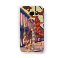 HIGHWAY BIKE Samsung Galaxy Case/Skin