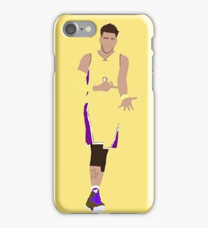 D'Angelo Russel iPhone Case/Skin