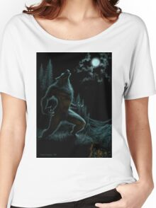 Howl of the Werewolf Women's Relaxed Fit T-Shirt