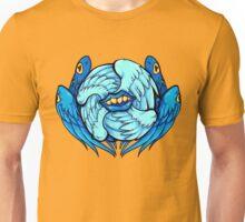 Sassy Seraphim Blue Unisex T-Shirt