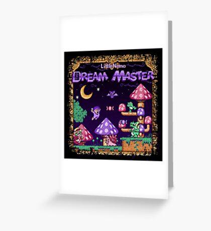 Master Dreamer Nemo Little Greeting Card