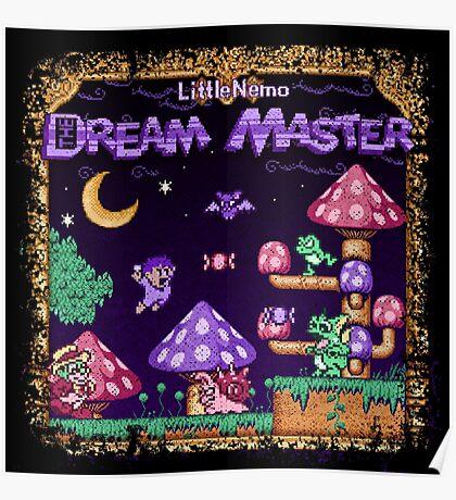 Master Dreamer Nemo Little Poster