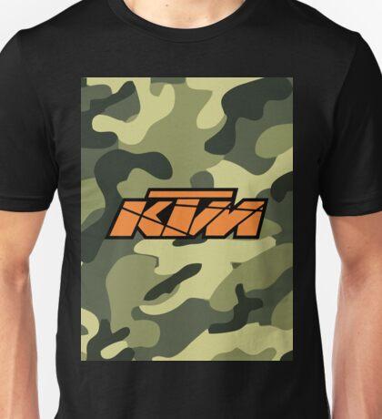 KTM Camouflage II Unisex T-Shirt