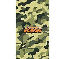 KTM Camouflage II Photographic Print