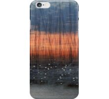 Sunset at St Kilda Marina iPhone Case/Skin