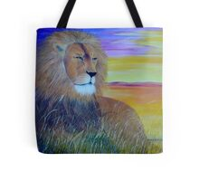 Pride of Africa Tote Bag