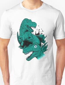 Dinosaur Blue T-Shirt