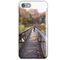 suspended animation iPhone Case/Skin