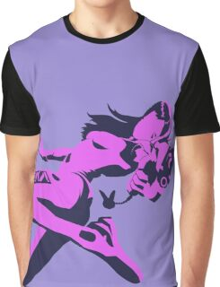 D.VA Overwatch Graphic T-Shirt