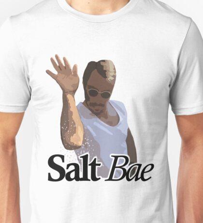 Salt Bae Meme (Italic cutout) Unisex T-Shirt