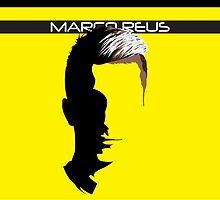 Marco Reus - Borussia Dortmund by UberBoy
