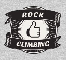 Like Rock Climbing by SportsT-Shirts