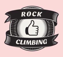 Like Rock Climbing Kids Clothes