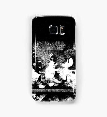 Black and white photo Samsung Galaxy Case/Skin