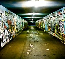 Tunnel Vision by philosophoto