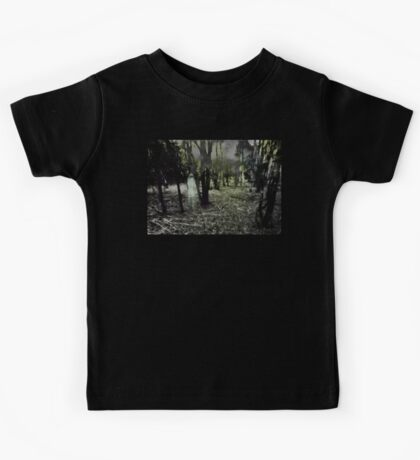 The Widow in the Woods Kids Tee