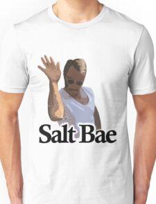 Salt Bae Meme (Bold Cutout) Unisex T-Shirt