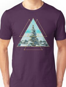 Stacked Rocks Sacred Geometry On A Beach Unisex T-Shirt