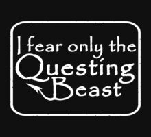 The Questing Beast by Towerjunkie