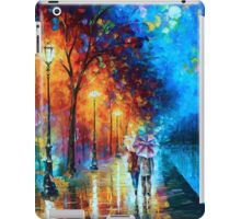 Love by The Lake - Leonid Afremov iPad Case/Skin