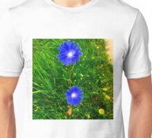 Blue insane Unisex T-Shirt