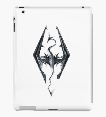 Skyrim V Elder Scrolls iPad Case/Skin