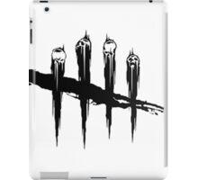 Dead by Daylight Logo  iPad Case/Skin
