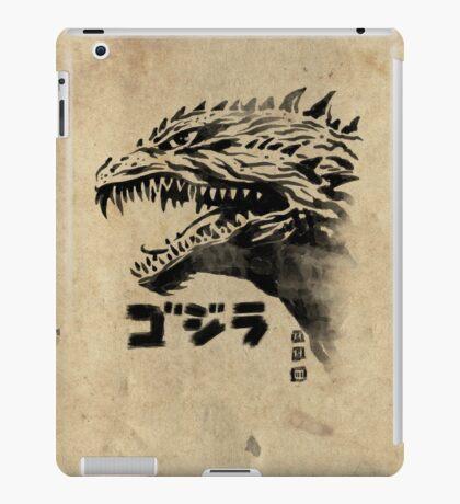 Waterbrushed King iPad Case/Skin